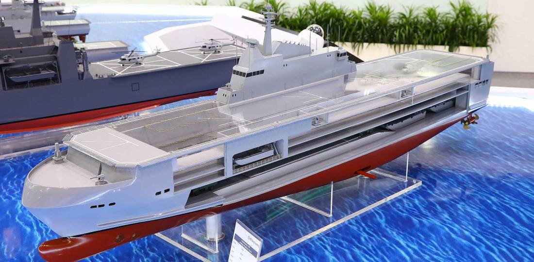 St Engineering carrier
