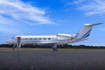 Journey Aviation Gulfstream GIV-SP