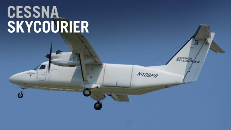 Cessna SkyCourier Makes Public Debut at EAA AirVenture 2021