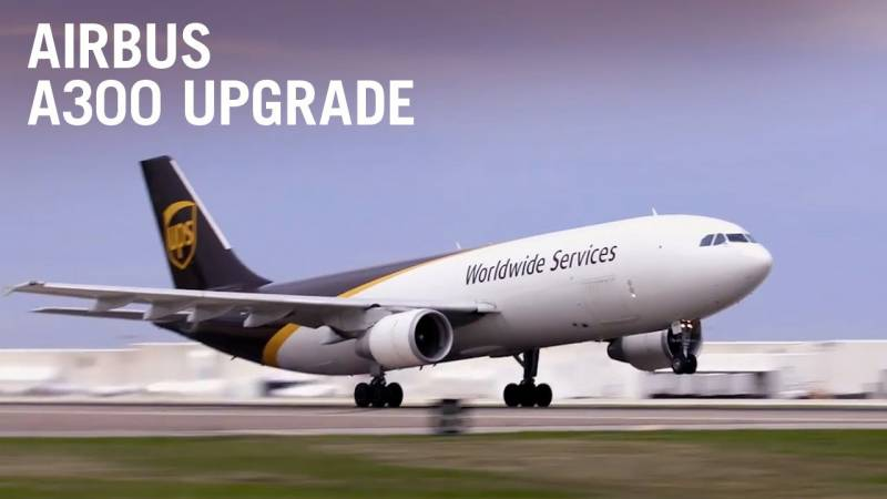 UPS Extends Airbus A300 Service Life with Honeywell Primus Epic Avionics