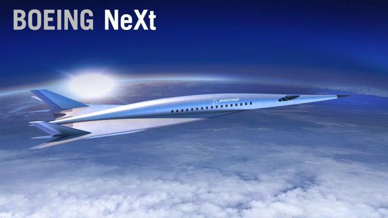 How Boeing Envisions the Future of Transportation