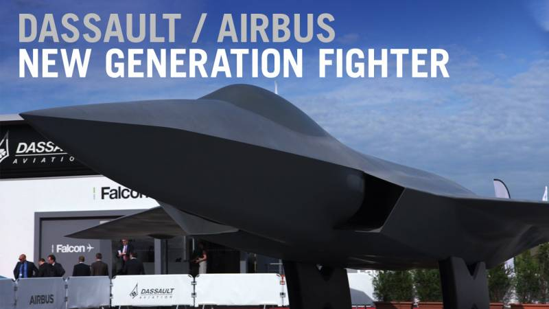Dassault and Airbus's New Generation Fighter Program Gets a Boost