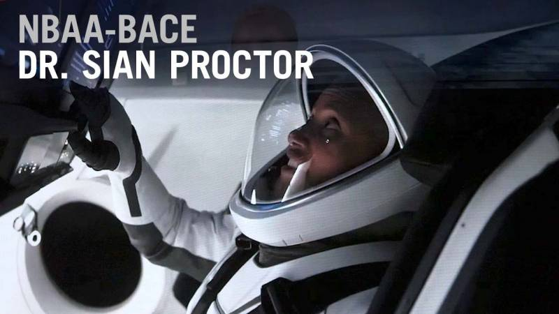 Dr. Sian Proctor, SpaceX Astronaut and Pilot, Tells Her Inspiring Story