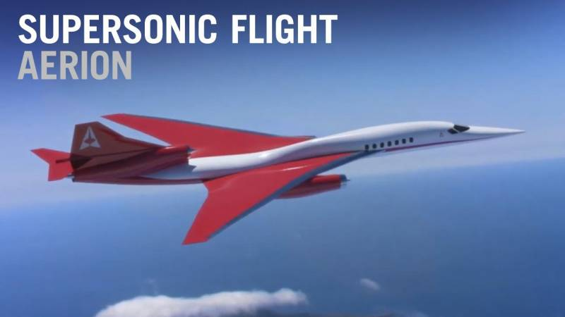 Can the Dream of Supersonic Flight Survive the Collapse of Aerion?