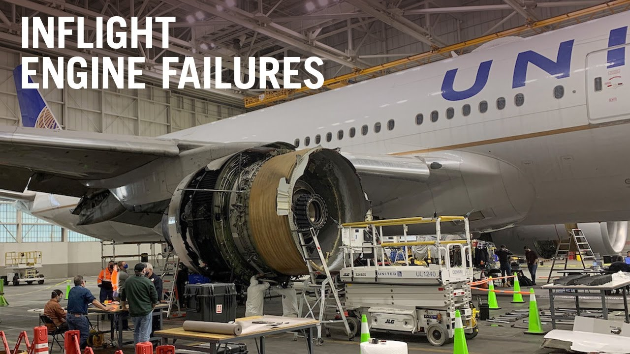 Lessons to Be Learned From Engine Failure On a United Airlines Boeing 777 Flight